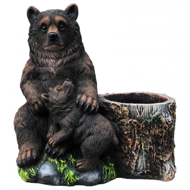 Кашпо «Медведи»