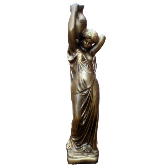 Скульптура для фонтана «Девушка с кувшином»