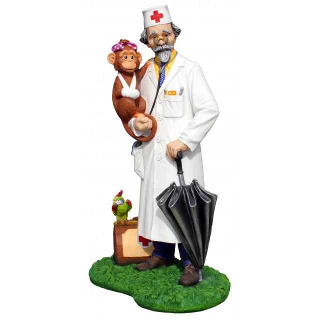 Скульптура «Доктор Айболит» большой