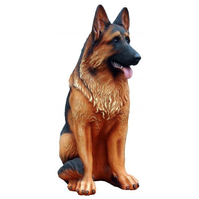 Скульптура «Собака Овчарка»