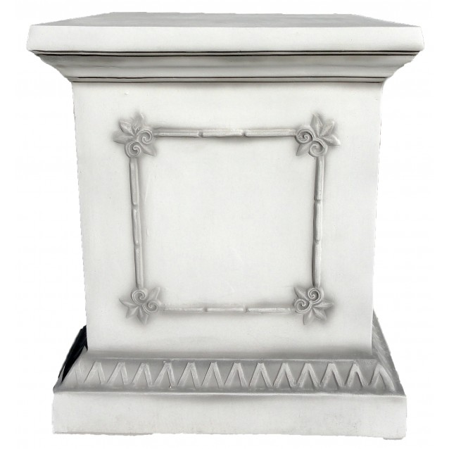 Тумба-подставка под фигуру «Квадратная» средняя